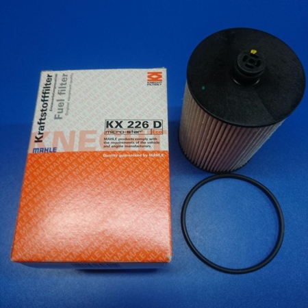 KX226D Топливный фильтр для Вольво